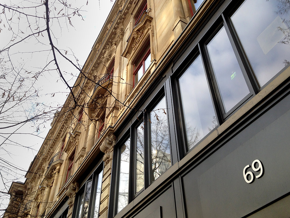 Foto neues Büro von HAHAHA Global